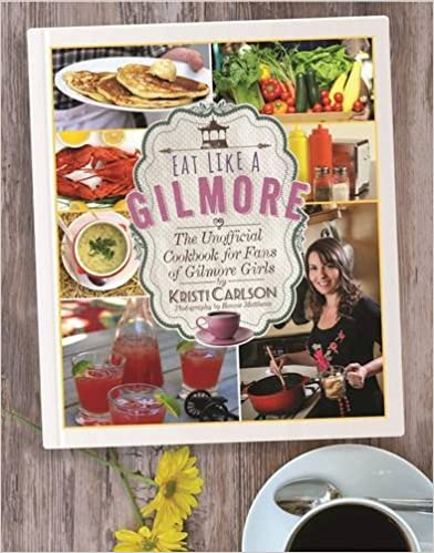 Gilmore Girls Viewing Party Prizes | Gilmore Girls Cookbook and Recipies