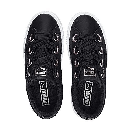 Lea Noir Chaussures W Puma Kiss Platform qPE1Uw