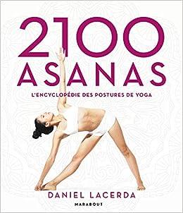 2100 Asanas Amazon Ca Daniel Lacerda Books