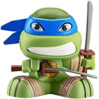 Nickelodeon iHome Teenage Mutant Ninja Turtles Portable Wireless Bluetooth Speaker Leonardo