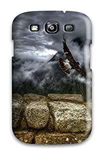 lintao diy Awesome Hd Desktop S Flip Case With Fashion Design For Galaxy S3