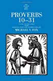 Proverbs 10-31 (The Anchor Yale Bible Commentaries)