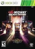 xbox classics - Midway Arcade Origins - Xbox 360