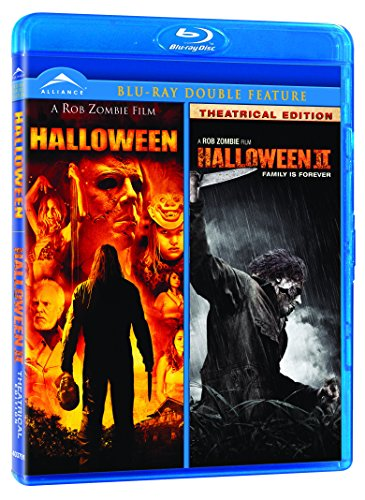 Rob Zombie's Halloween / Halloween 2 (Double Feature) (Rob Zombie Halloween 2)