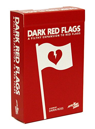 Check expert advices for red flags game expansion?