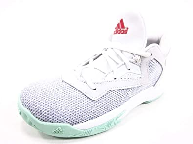 adidas Kids Unisex D Lillard 2 C (Little Kid) Light Solid Grey Solar 4262df1434b6