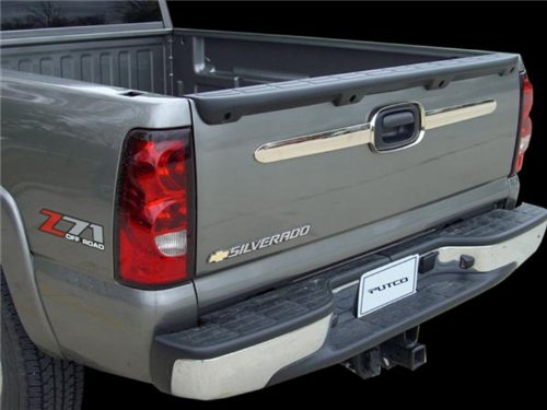 Putco 403413 Chrome Tailgate Accent - Hd Putco Tailgate