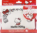 Hello Kitty Protective Cover for Nintendo 3DS XL Red