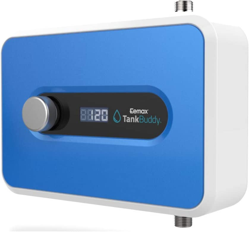 Tankbuddy Universal Water Heater Tank Booster