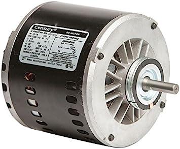 Century Svb2054 1 2 1 6 Hp 1725 1140 Rpm 56z Frame Ccwle Rotation 1 2 Inch By 1 5 8 Inch Flat Shaft Evaporative Cooler Motor Electric Fan Motors Amazon Com