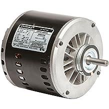 Century SVB2054 1/2-1/6 HP, 1725/1140 RPM, 56Z Frame, CCWLE Rotation, 1/2-Inch by 1-5/8-Inch Flat Shaft Evaporative Cooler Motor