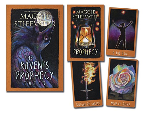 The Raven's Prophecy Tarot (Raven Cycle Maggie compare prices)