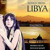 Songs From Libya by Dalinda
