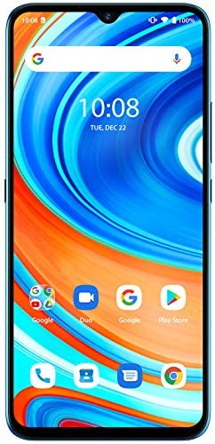 UMIDIGI A9 Cell Phone, 64GB Fully Unlocked Smartphone, 5150mAh Battery Android Phone with 6.53″ HD+ Full Screen and 13MP AI Triple Camera