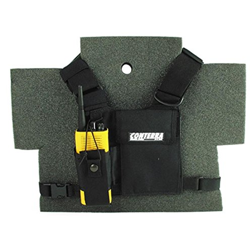 Conterra Adjusta-Pro Radio Chest Harness by Conterra