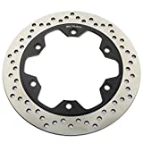 TARAZON Rear Brake Rotor Disc for Honda VT 1100 Shadow ACE Aero Sabre VT1100 C2 C3 C4 D2