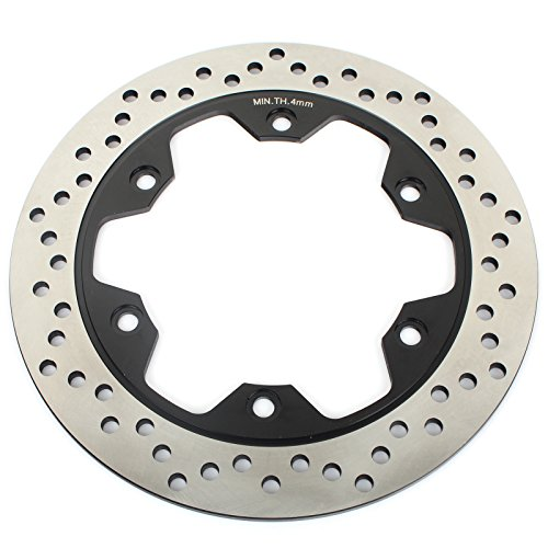 TARAZON Rear Brake Rotor Disc for Honda VT 1100 Shadow ACE Aero Sabre VT1100 C2 C3 C4 D2 1995-2007