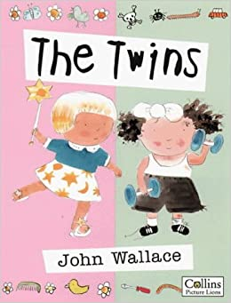 Book The Twins (Picture Lions) by John Wallace (2000-10-02)