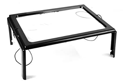 And Tabletop Full Sized Stand Led Magnifier With Folding Magnifying Glass Light g76vbfyY