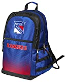 NHL New York Rangersgradient Elite Backpack, New York Rangers, One Size
