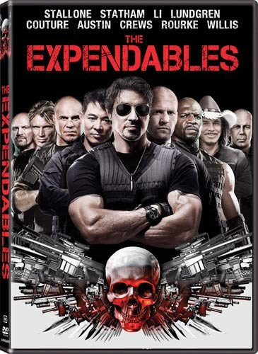 Time Mens Collection Couture - The Expendables