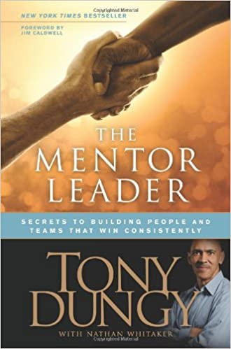 Book The Mentor Leader