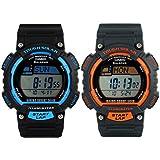 Casio Men Tough Solar Multi-Function Digital Watch - STLS100H