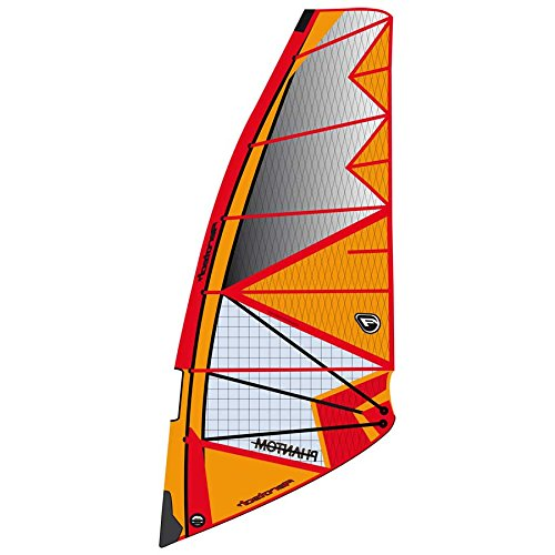 Aerotech Sails 2017 Phantom-7.5-Green Windsurfing Sail by Aerotech Sails