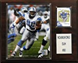 C&I Collectables NFL Ndamukong Suh Detroit Lions Player Plaque