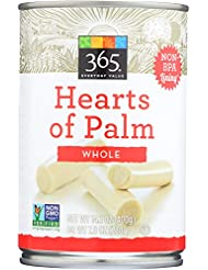 365 Everyday Value, Hearts of Palm, Whole, 14.1 oz