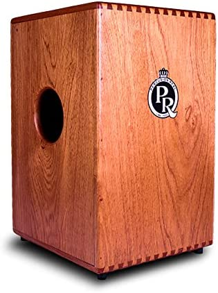 Peruvian Percussion Cajons Percusión Real, Made in Cedarwood and Pine