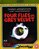 Four Flies on Grey Velvet (40th Annniversary Edition) [Blu-ray]
