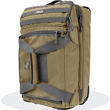 Amazon.com : Maxpedition Gear Tactical Rolling Carry-On (Khaki ...