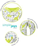 Simple Joys by Carter's Baby Girls' 2-Pack Cotton
