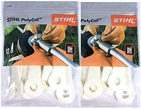 Trimmer Cutters Replacement Plastic Blade For Stihl PolyCut 2-2 Lawn Mower UK