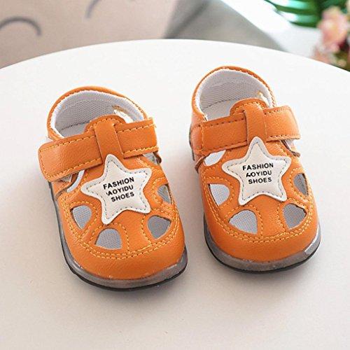 Sandalen Neugeborene Baby Huhu833 Schuhe Star Antirutsch 3R54jAcLq