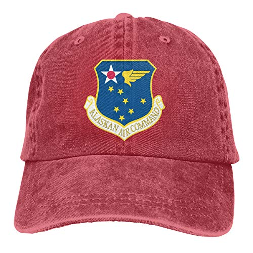 Alaskan Air Command Subdued Patch Men Women Classic Baseball Caps Adjustable Dad Hat -