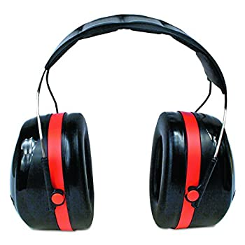 3m Peltor Optime 105 Over The Head Earmuff, Ear Protectors, Hearing Protection, Nrr 30 Db 2