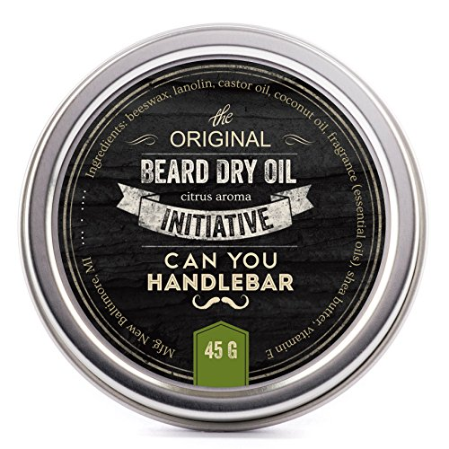 Handlebar Initiative Premium Beard beard