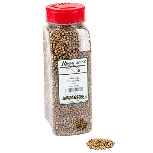 Whole Coriander - 12 oz. By TableTop King by TableTop King