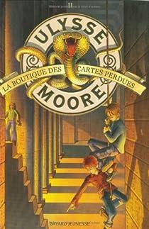Ulysse Moore, Tome 2 : La Boutique des cartes perdues par Baccalario