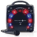 Image of Singing Machine SML283BK CDG Karaoke Player