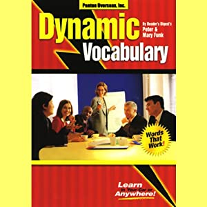 Dynamic Vocabulary Audiobook
