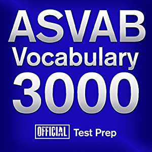Official ASVAB Vocabulary 3000 Audiobook