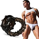 Men's Toys Delay Ring Silicone Massage Ring