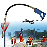 9TRADING 50/60HZ Electric Hand Held Concrete Vibrator Bubble Remove Cement Finishing Tool, Free Tax, Delivered within 10 days