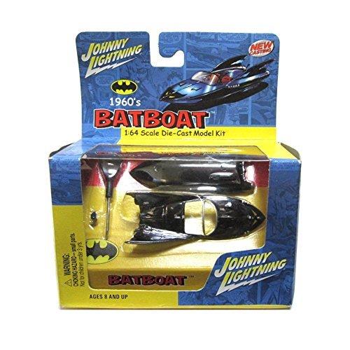 Johnny Lightning Batmobile Die Cast Model Kit 1940 By