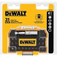 Dewalt DWAX200 Security Screwdriving Set (31-Piece)