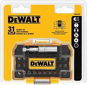 Dewalt DWAX200 Security Screwdriving Set