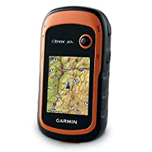 Garmin eTrex 20x Worldwide Handheld GPS Navigator